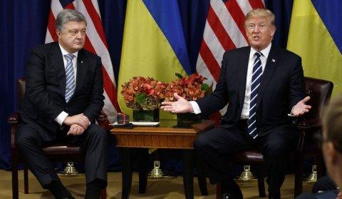 """Ukraynadan ABŞ-a """"arxadan zərbə"""":"""