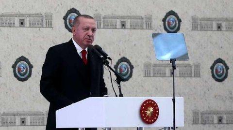DTX rəisi Əli Nağıyev Türkiyə prezidenti ilə görüşüb - Ekskluziv
