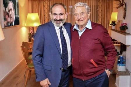 Paşinyan məhşər ayağına çəkilir – Soros projesi iflasda » Ovqat.com